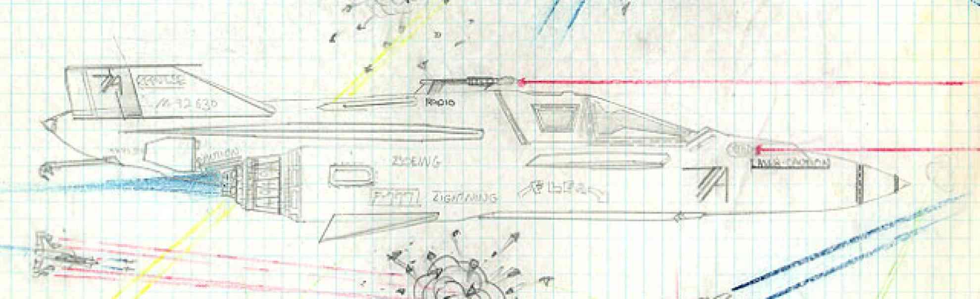 Spaceship,circa1981