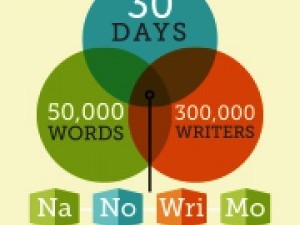 National Novel Writing Month 2012