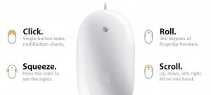 Apple's Two-Button MightyMouse