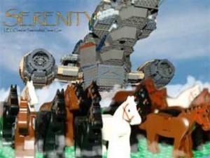 Lego Serenity and Crew!