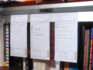 The Task Order Up! 2007 Editions