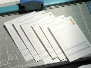 Task Order Up in Two New Index Card Formats