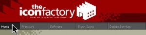 Iconfactory Website Version 6.0!