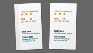 Quickie Business Card Design III