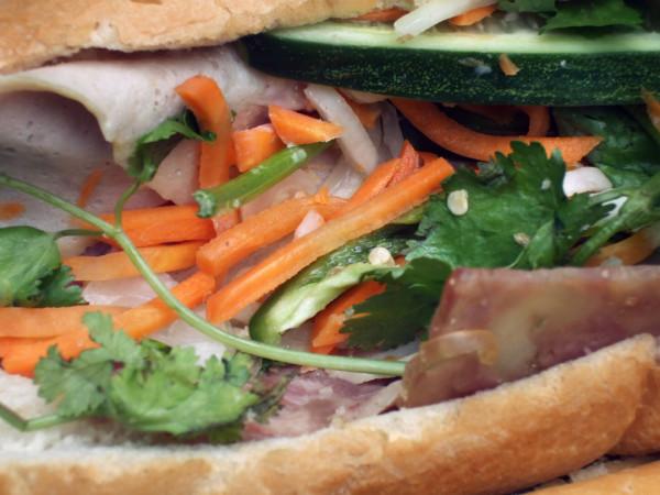 Deconstructing a Vietnamese Sandwich