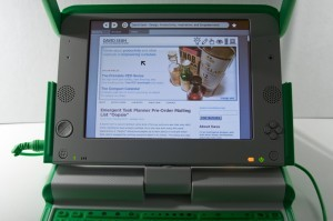 OLPC XO Laptop: First Impressions