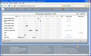 "Sean Johnson's ""ETT-style"" BubbleTimer Web App"