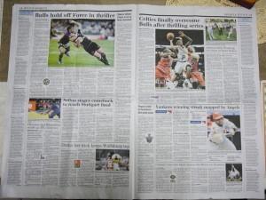 Taiwan 2009 – Newspapers
