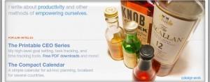 Spackling My Brand Identity: New Website Header!