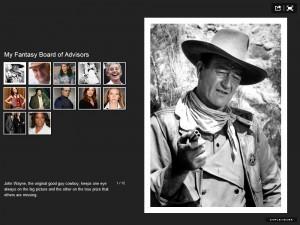 What Would John Wayne Do?