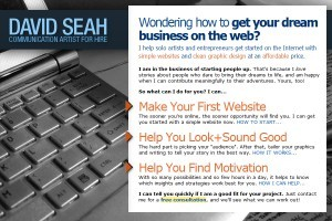 Design Website…Finally!