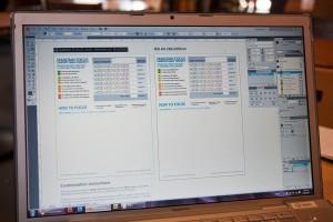 Revamped Concrete Goals Tracker Progress