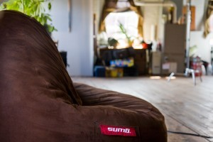 "Review: ""Sumo Sway Couple"" Bean Bag Chair"