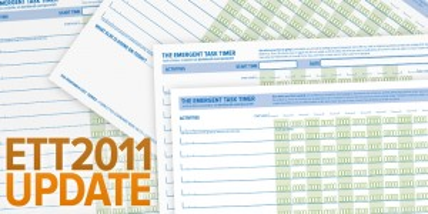 2011 Emergent Task Timer Updates