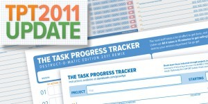 2011 Task Progress Tracker Updates