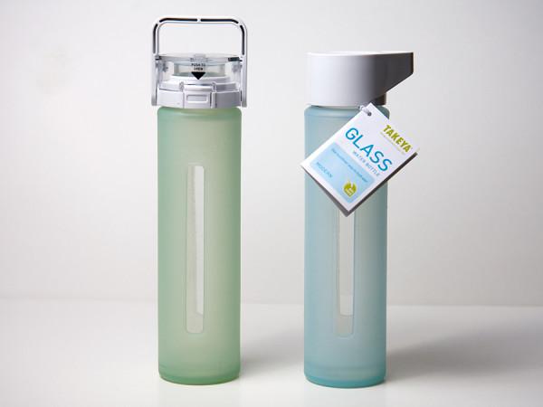 Takeya Glass Water Bottles