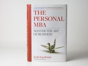 Book Review: The Personal MBA - Dave Seah