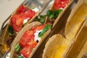 Optimal Taco Ingredient Stacking
