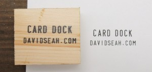 Dock Marks