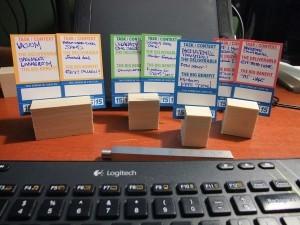 Task Juggler Card Design: Day 2 Followup
