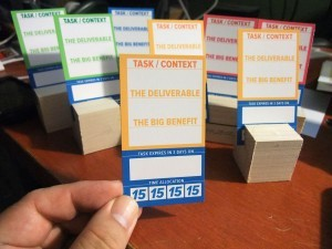 Prototype Card-Based Task Juggler