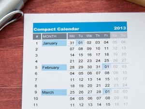 Compact Calendar for 2013 Posted!