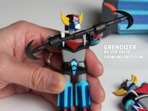 Intermission: Incubot's New Grendizer USB Drive