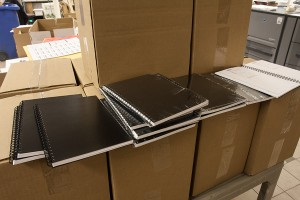 Notebook Update: Getting Ready to Ship