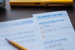The Emergent Task Timer: Revised for 2013