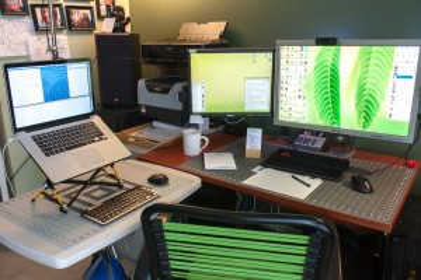 Standing Desk Fantasies
