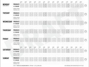 Tracking Producing vs Consuming: Form Draft 01