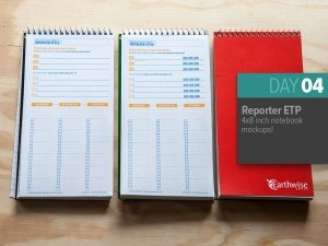 Thing-a-Day 04: Reporter-Style ETP Notebooks