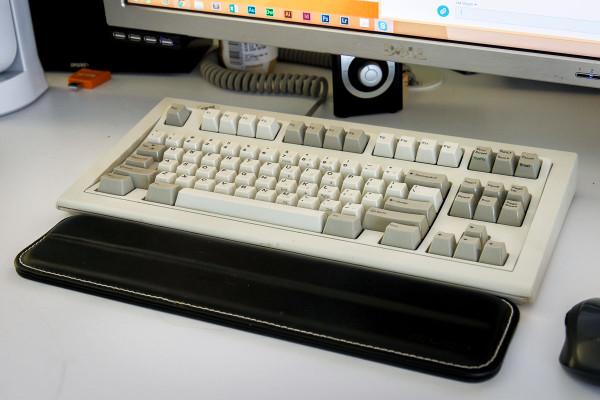 Back to Basics: The IBM Model M Space Saving Keyboard