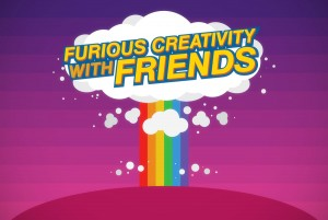 Microtask Day 13: Furious Creativity with Friends
