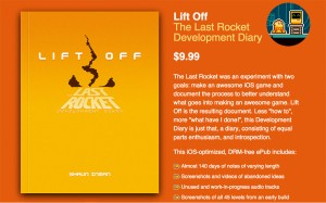 "Shaun Inman's ""The Last Rocket"" Development Diary"