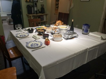 Thanksgiving 2015 Reflections