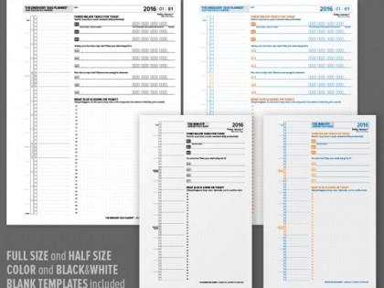2016 Emergent Task Planner Almanac PDFs for Sale!