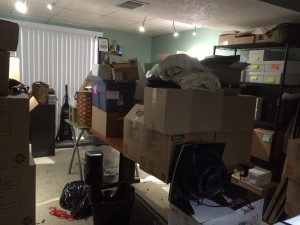 Clutter-Busting Week!