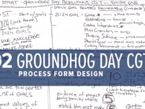 Conceptualizing a Groundhog Day Resolutions Tracker (GHD002)