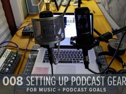Podcast Gear Setup Day (GHD008)
