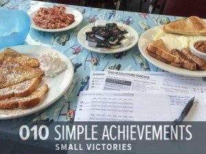 Breakfast Blowouts and being Satisfied with Less (GHD010)