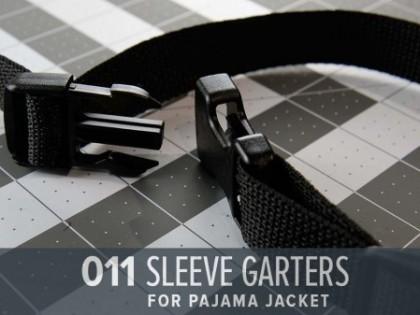 Making Sleeve Garters  (GHD011)