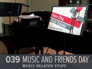 Music And Friends Day (GHD039)