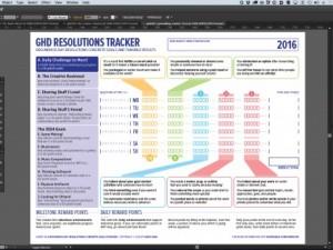 Goal Tracker Version 2! (GHD059)