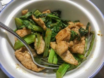 Dailies 008: Eating Better to Avoid Crashing