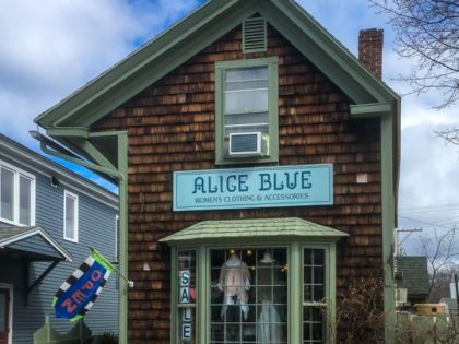 Daily 019: An Awesome Encounter at Alice Blue Boutique