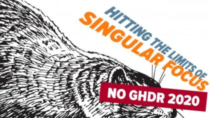 """GHDO for June 6: Hitting the Limits of """"Singular Focus 1.0"""""""
