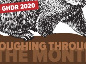 GHDO for September 9: Sloughing through the Month