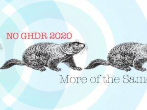 GHDO for November 11: More of the Same (and that's OK)