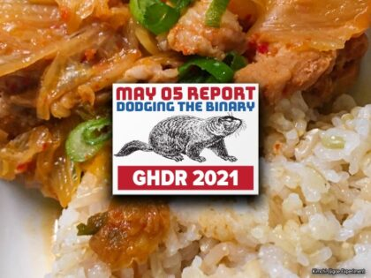 GHDR 2021 May Report: Dodging the Binary